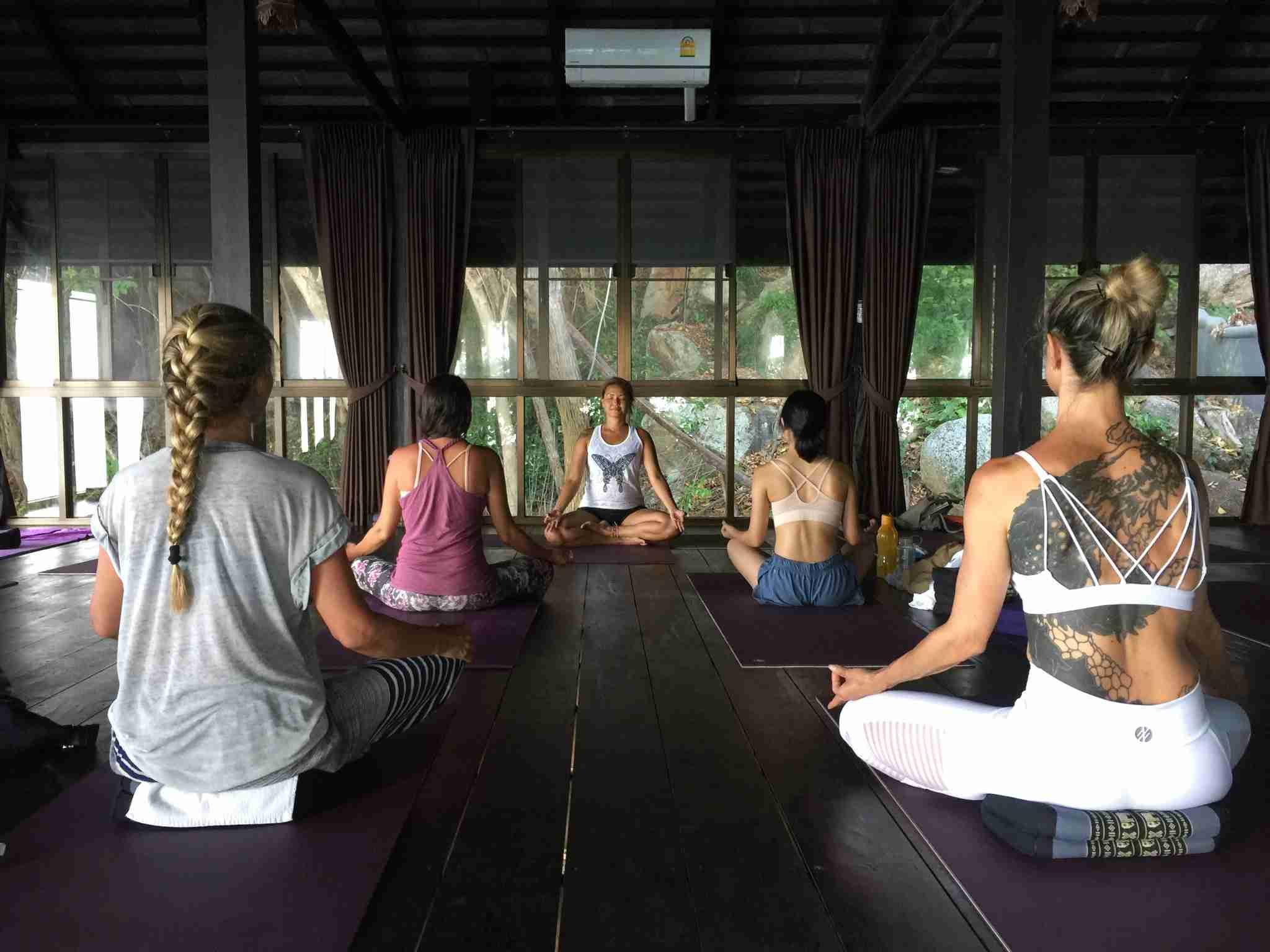 yoga dose retreat 6