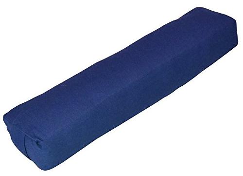 yoga dose yoga props bolster flat