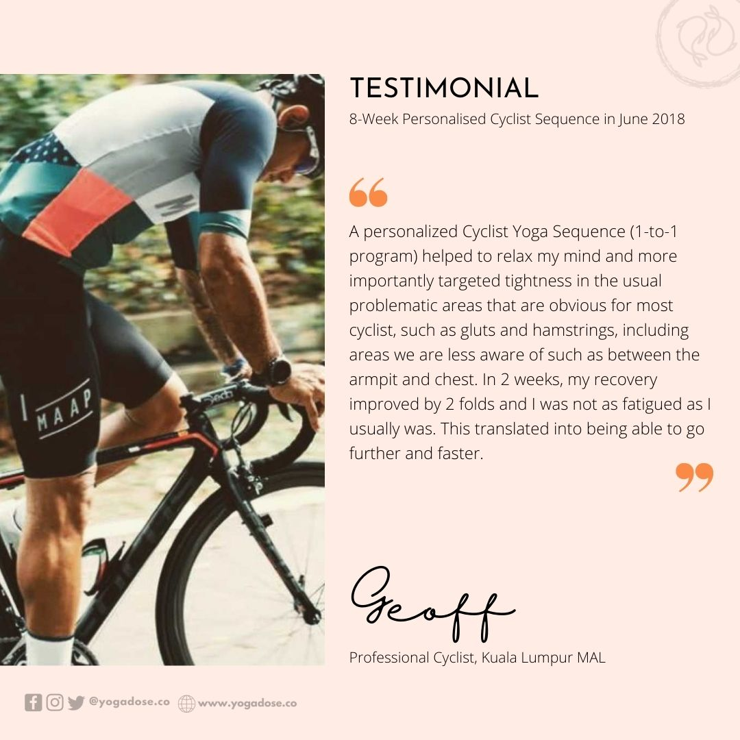 6 Month Testimonial - Geoff