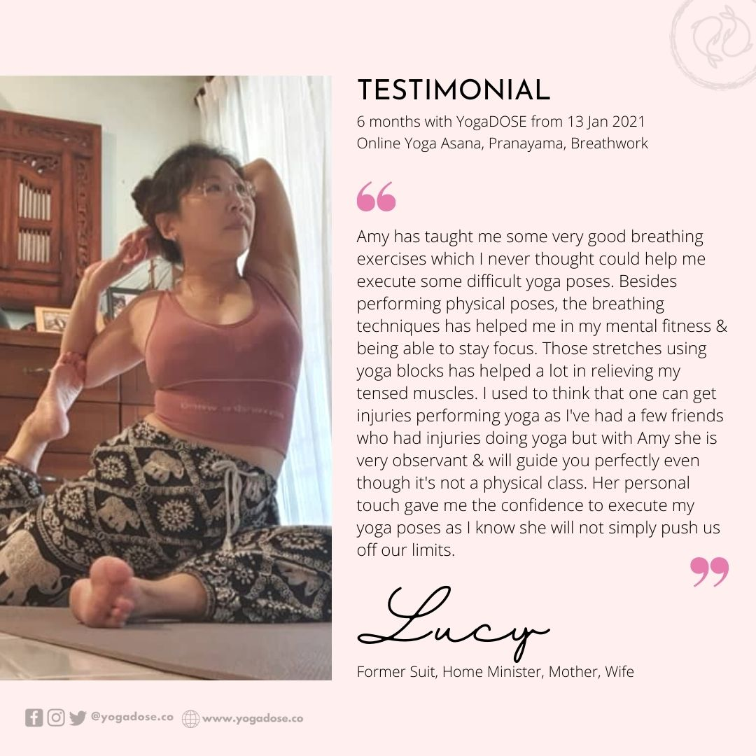 6 Month Testimonial - Lucy